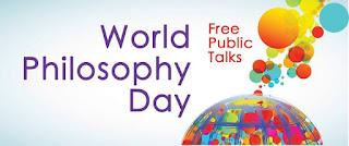 World Philosophy Day : November 17, 2016