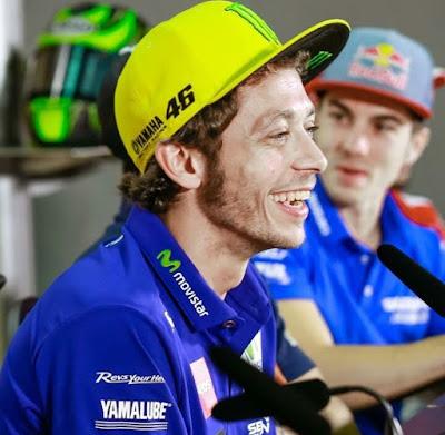 Tak Adil! MotoGP Hanya Percaya Pada Rossi