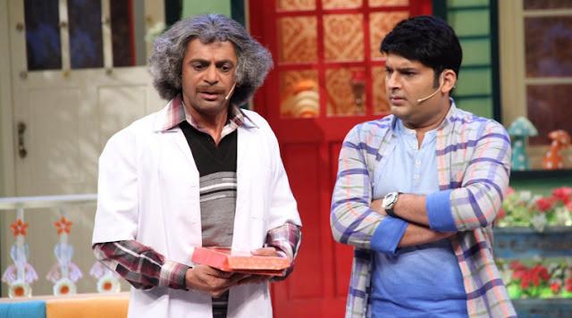कपिल शर्मा और सुनील ग्रोवर के बिच हुई लड़ाई # जानिए क्यों ?
