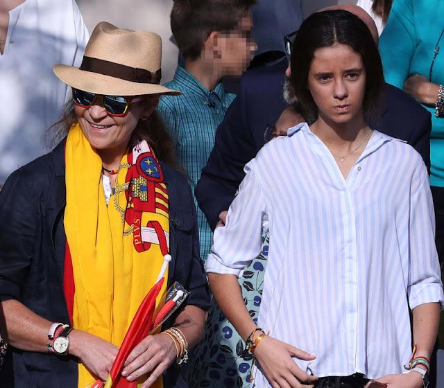 Conmoción tras el abucheo en 'Las Ventas' a la hija de la infanta Elena (VIDEO)