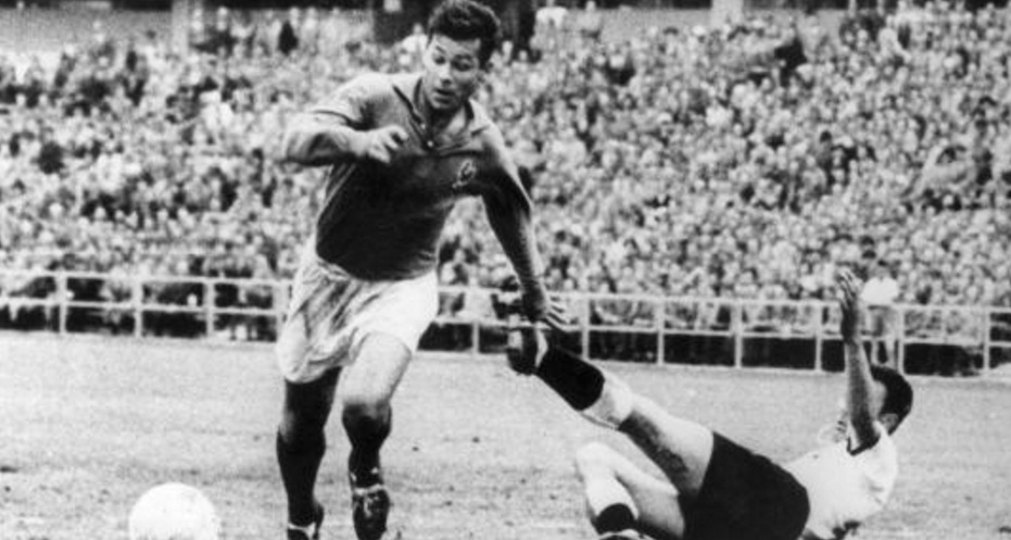 Fontaine score 13 goals in 1958 Fifa World Cup