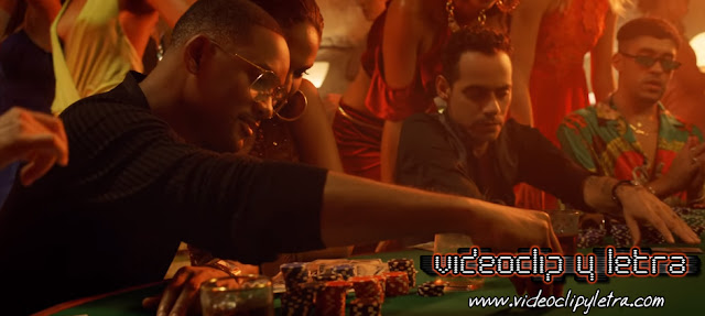Marc Anthony feat Will Smith & Bad Bunny - Está Rico : Video y Letra