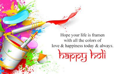 Holi Wishes Pics