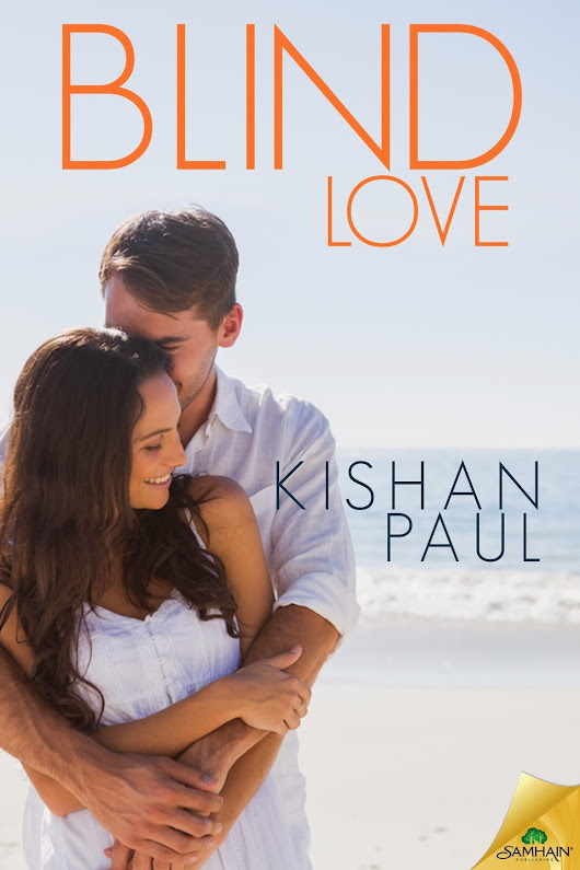 Kishan Paul's Blind Love Cover Reveal!