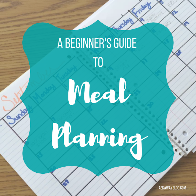 A Beginner's Guide to Meal Planning
