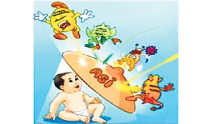 Manfaat Asi Untuk Bayi baru lahir