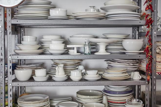 Latteria Studio culinary prop rentals in Rome