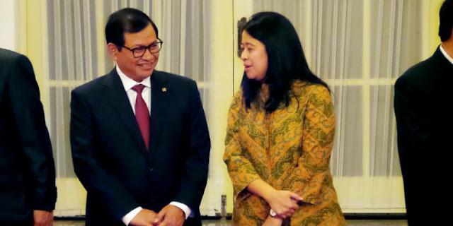 Giliran Puan dan Pramono Gerus Elektabilitas Jokowi