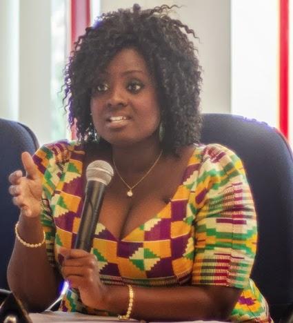 ghanaian minister sacked victoria hammah