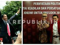 Saat Try Sutrisno Ajak Rakyat Pilih Jokowi di 2019, Netizen: ORA SUDI!