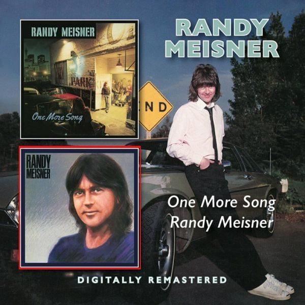 RANDY MEISNER - Randy Meisner [Digitally Remastered] (2016) full