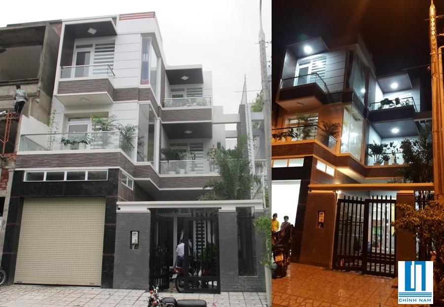 Dịch vụ thi công xây dựng nhà phố ở Biên Hòa