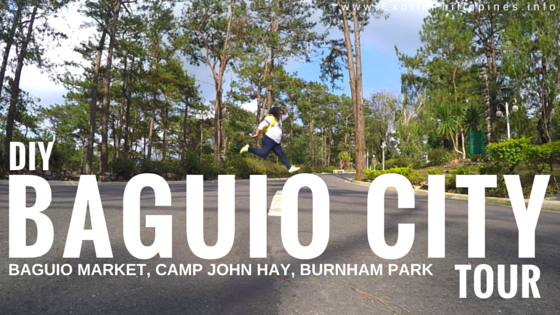 5 Must Visits at the Camp John Hay Baguio City