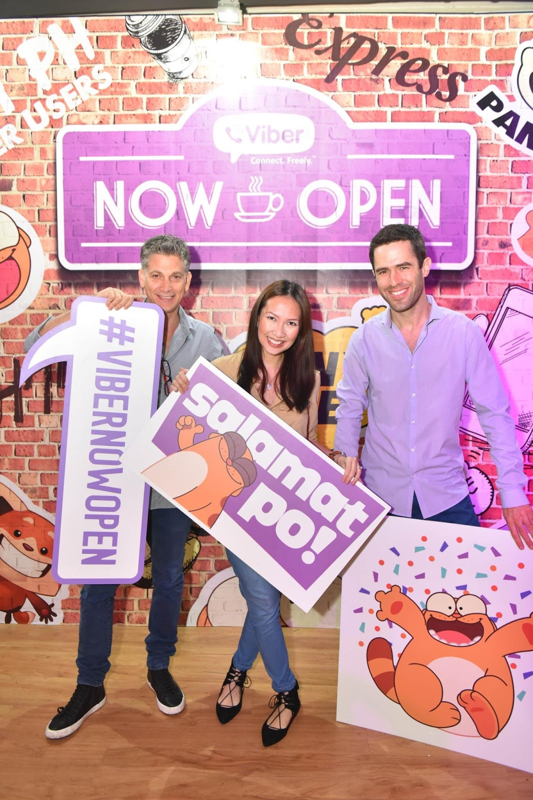 Viber Celebrates 25 Million Users With Gary V and DU30!