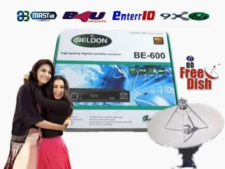 SGBeldon providing the high-quality set-top box to receive free-to-air broadcasting. These FTA satellite receiver can be used with DD Free dish, ABS Freedish, Free to Air Television channel use.