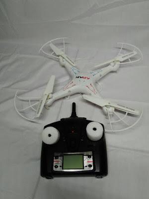 Spesifikasi Drone AirFun AF 918 - GudangDrone