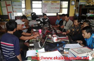 Rapat OPS Jayakerta Sosialisasi BIO UN SD