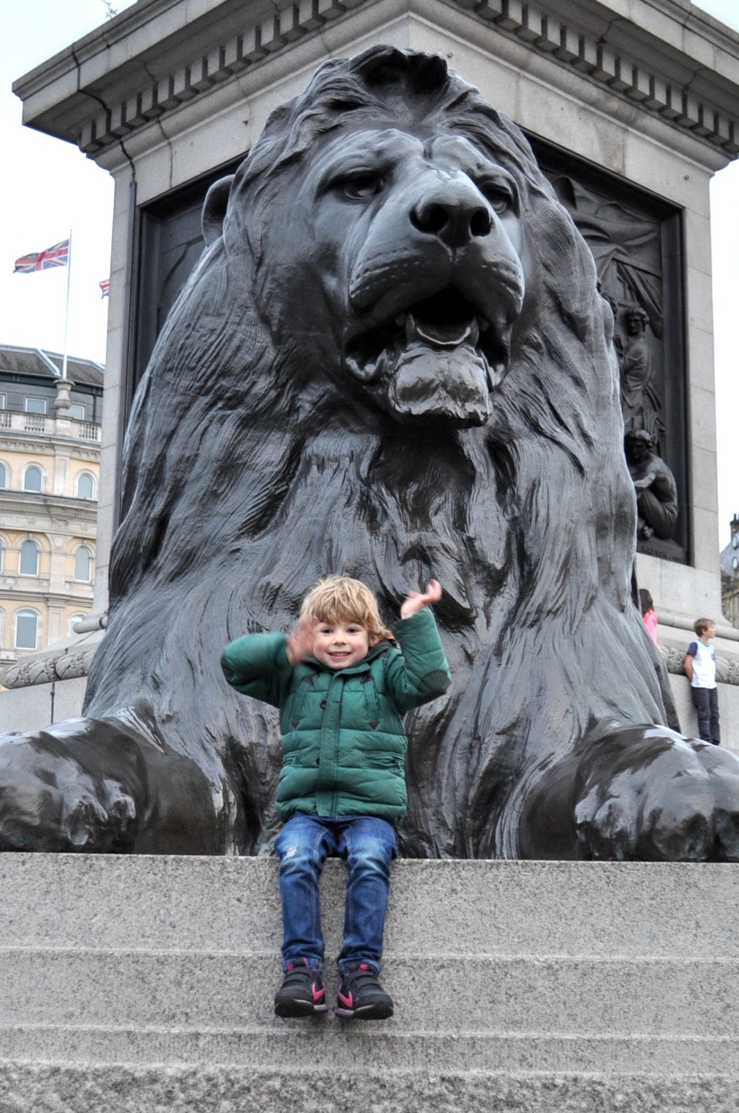 10 things to in London with kids at christmas