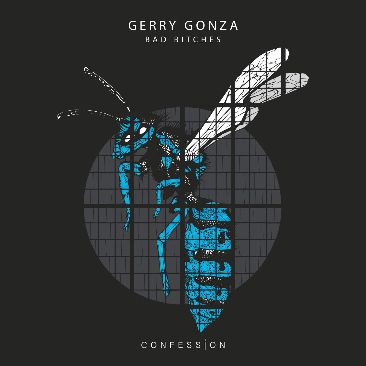 Gerry Gonza - Bad Bitches - Single Cover