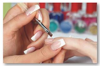 Снятие нарощенных ногтей фото