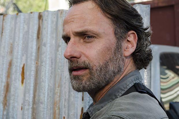 Apakah Andrew Lincoln Akan Keluar dari Walking Dead