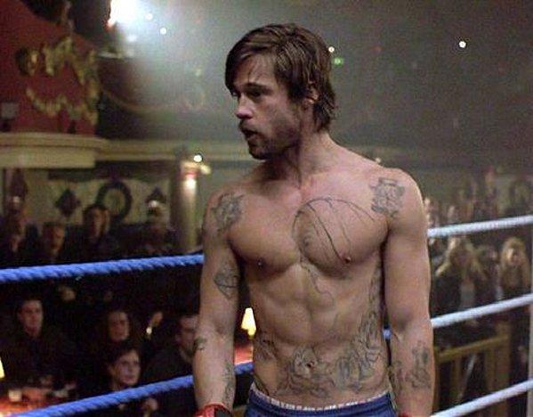 Hot Wallpaper Brad Pitt Snatch Movie Body Wallpapers