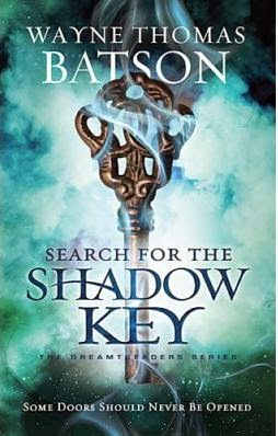 Dreamtreaders #2: Search for the Shadow Key cover