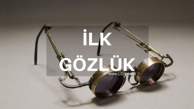 ilk gözlük ne zaman hangi ülkede yapıldı