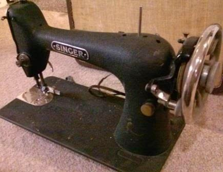 Sewing Machine Mavin Searching For Parts
