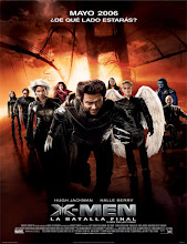 X-Men 3: La decisión final (2006) [Latino]