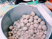 Bakso Ikan Pasar Malam CNI Puri Jakarta - Murah, Lezat dan Bikin  Kepingin Beli Lagi