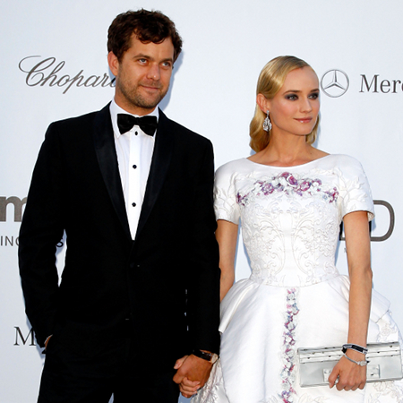 Diane Kruger Is Dating Joshua Jackson The Two Have Been Going Strong Since 2006 In A 2009 Interview Claimed Whole Relationship Just Easy