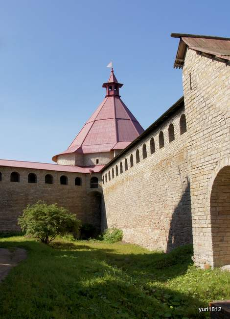 Головина (Наугольная) башня
