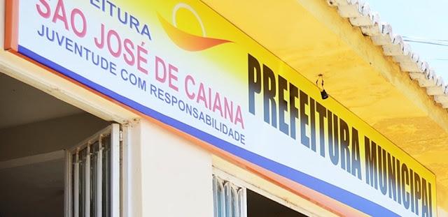 Resultado de imagem para concurso público da Prefeitura de São José de Caiana, cidade localizada no Vale do Piancó