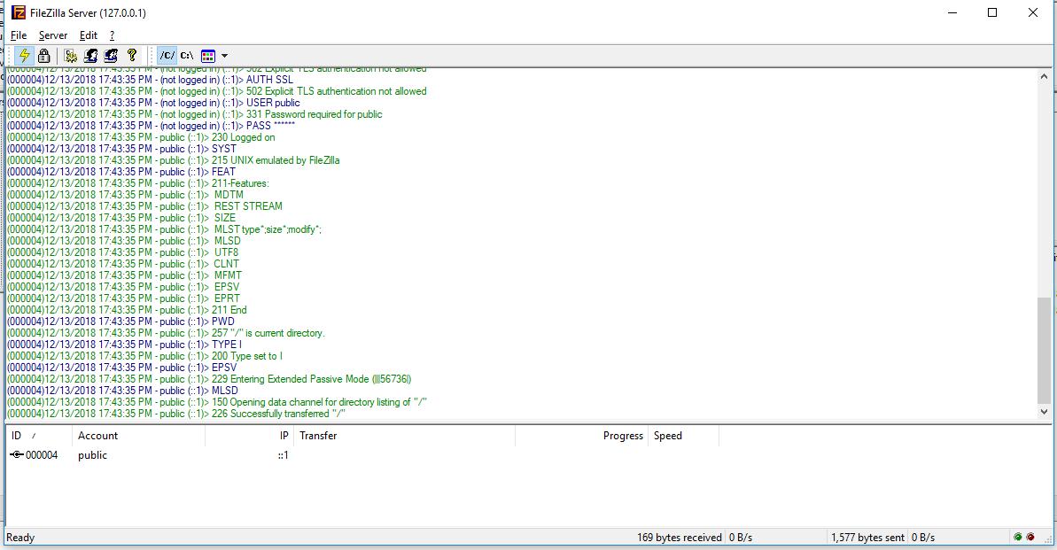 Tutorial | Instala no Konfigura Servidor FTP rasik iha