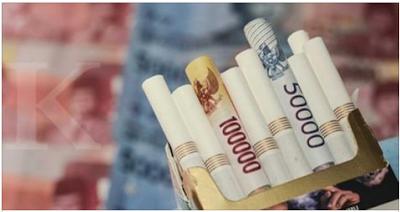 Wacana kenaikan harga rokok menjadi Rp 50.000 per bungkus