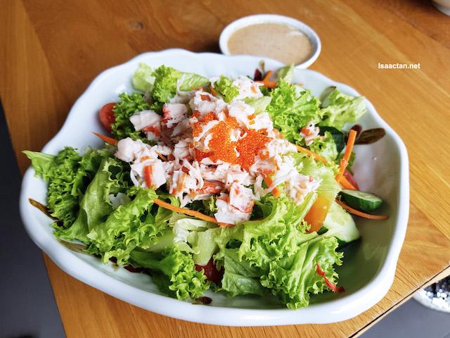 Kaori Bako Kani Salad