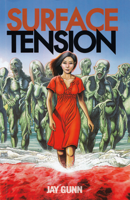 Surface Tension de Jay Gunn edita Medusa Comics naturaleza postapocalipsis