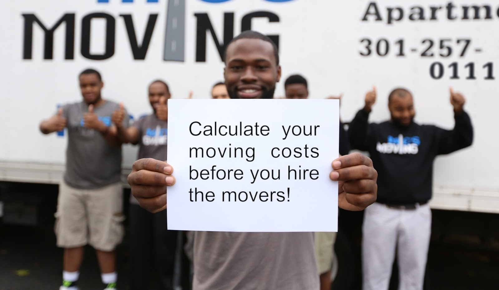 Find out your moving cost before you move