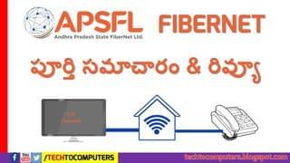 Apsfl AP Fibernet Channels list Updated!! - Tech To Computers
