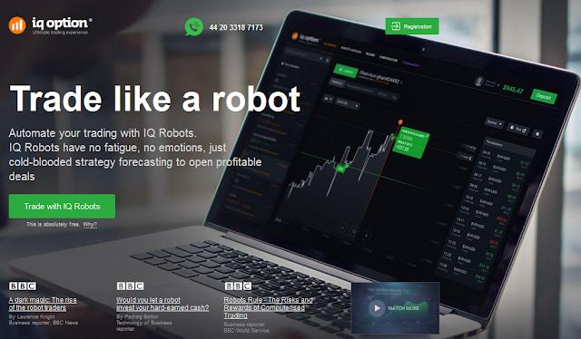 Cara mudah trading binary option