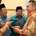 Sejumlah Tokoh Parpol Hadiri Halal Bihalal di DPP PKS
