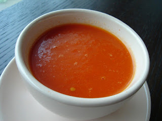 Yellow Bell Pepper Soup