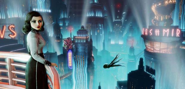 BioShock Infinite Burial at Sea - Episode 2 Behind the Scenes