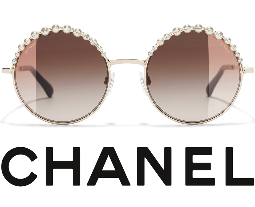 CHANEL ROUND SUMMER 2018 SUNGLASSES