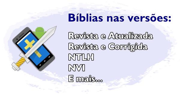 Biblias para MySword