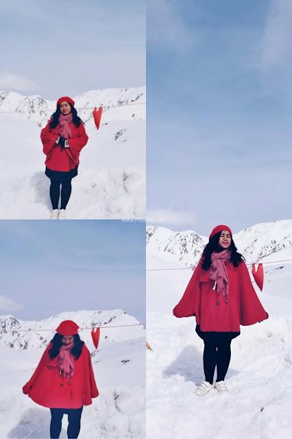 tetayama kurobe alpine route