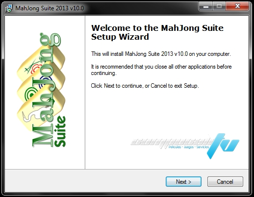 MahJong Suite 2013 Version 10.0 PC Full THETA