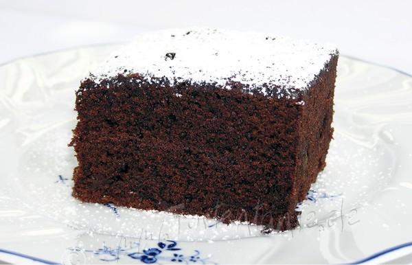 Cici Schokoladenkuchen Zu Fuss