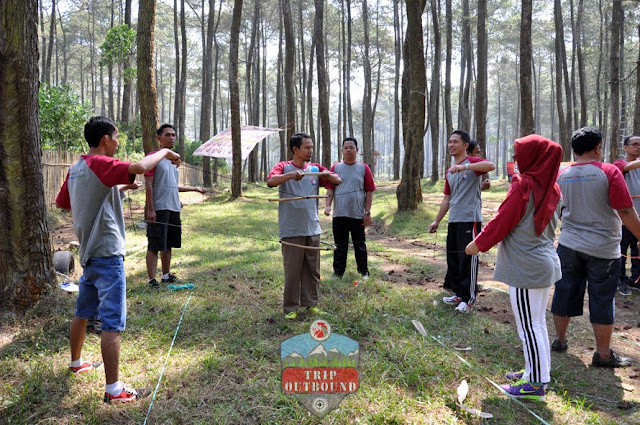 Welcome to Trip Outbound Lembang Bandung
